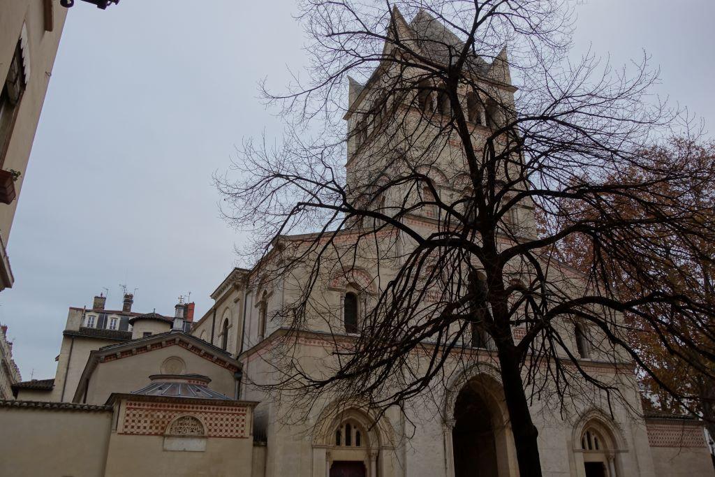 Abbaye Saint Martin d'Ainay