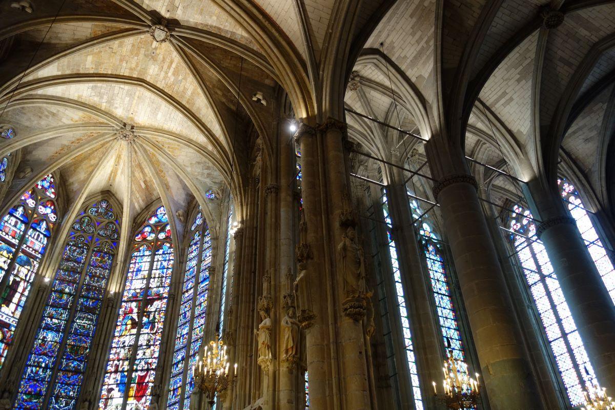Basilique Saint-Nazaire de la Carcassonne