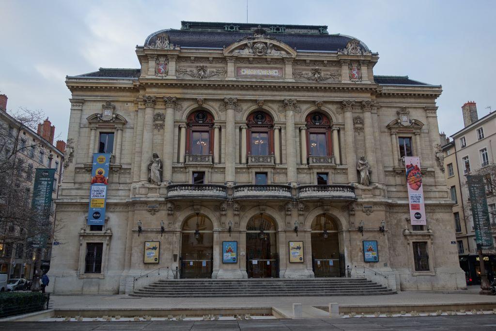 Célestins, théâtre Lyon