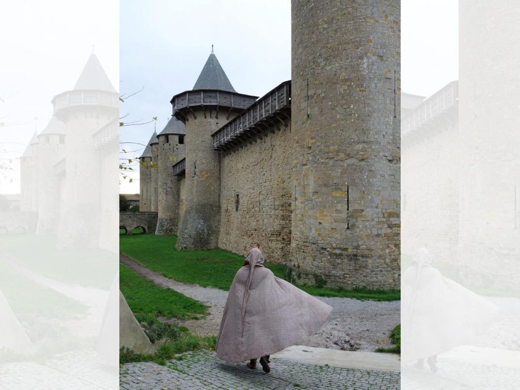 visite de Carcassonne retour au temps des croisades