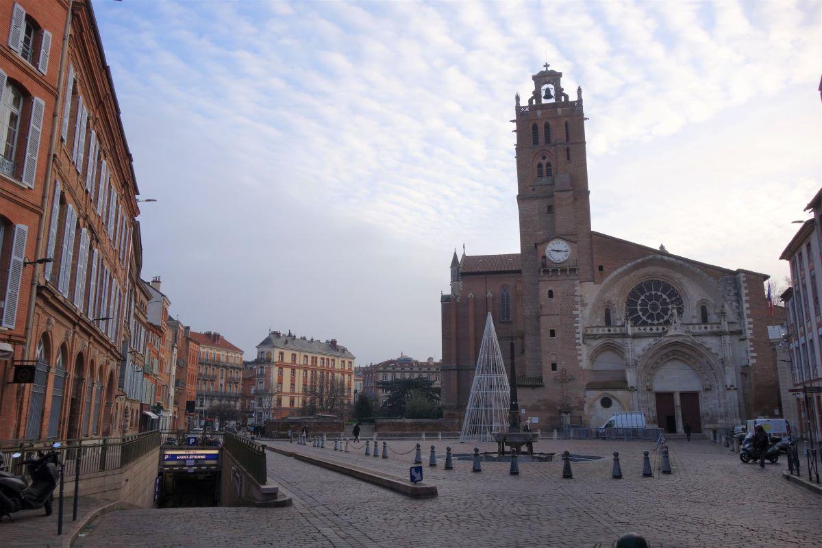 Cathédrale Saint Etienne à Toulouse