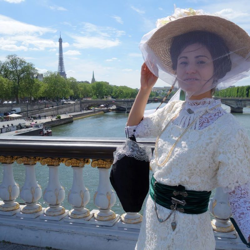 visiter Paris à la Belle époque quartier invalides
