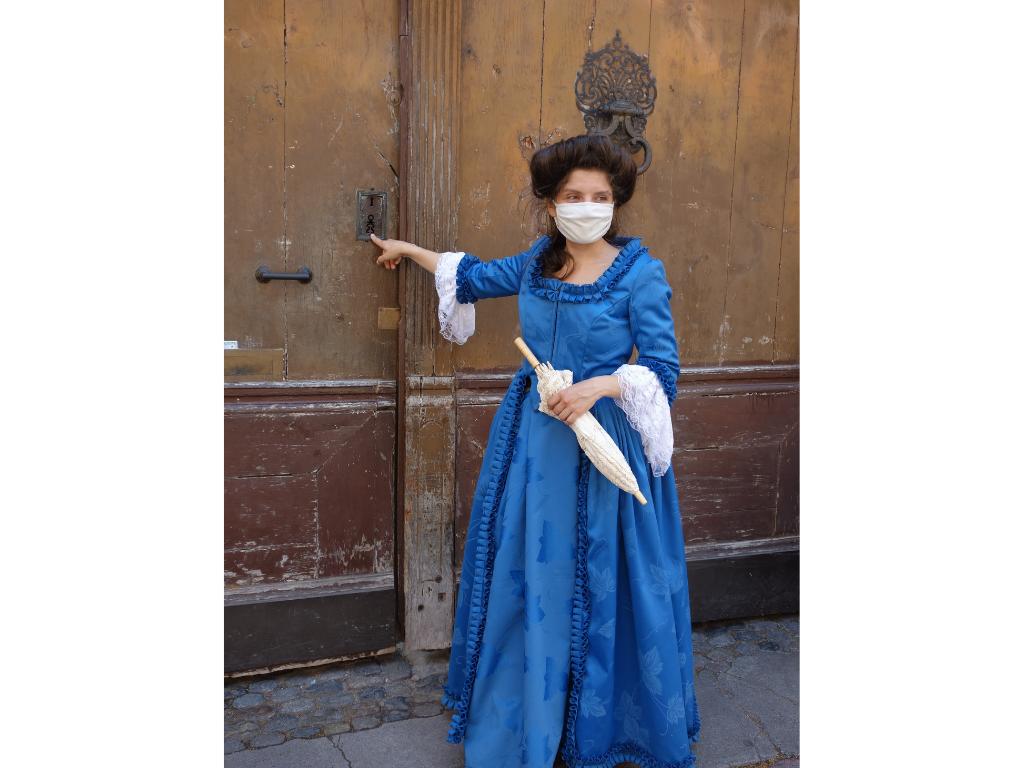visite insolite Mme de Cambon Toulouse au siècle des Lumières