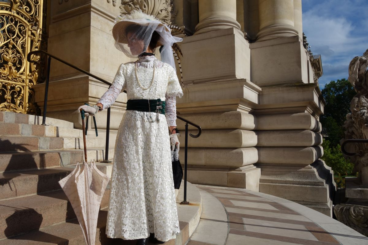 visite insolite paris 1900 grand palais