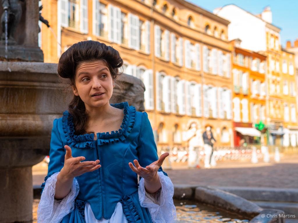 visite insolite de Toulouse et les hôtels particuliers du quartier Saint Etienne