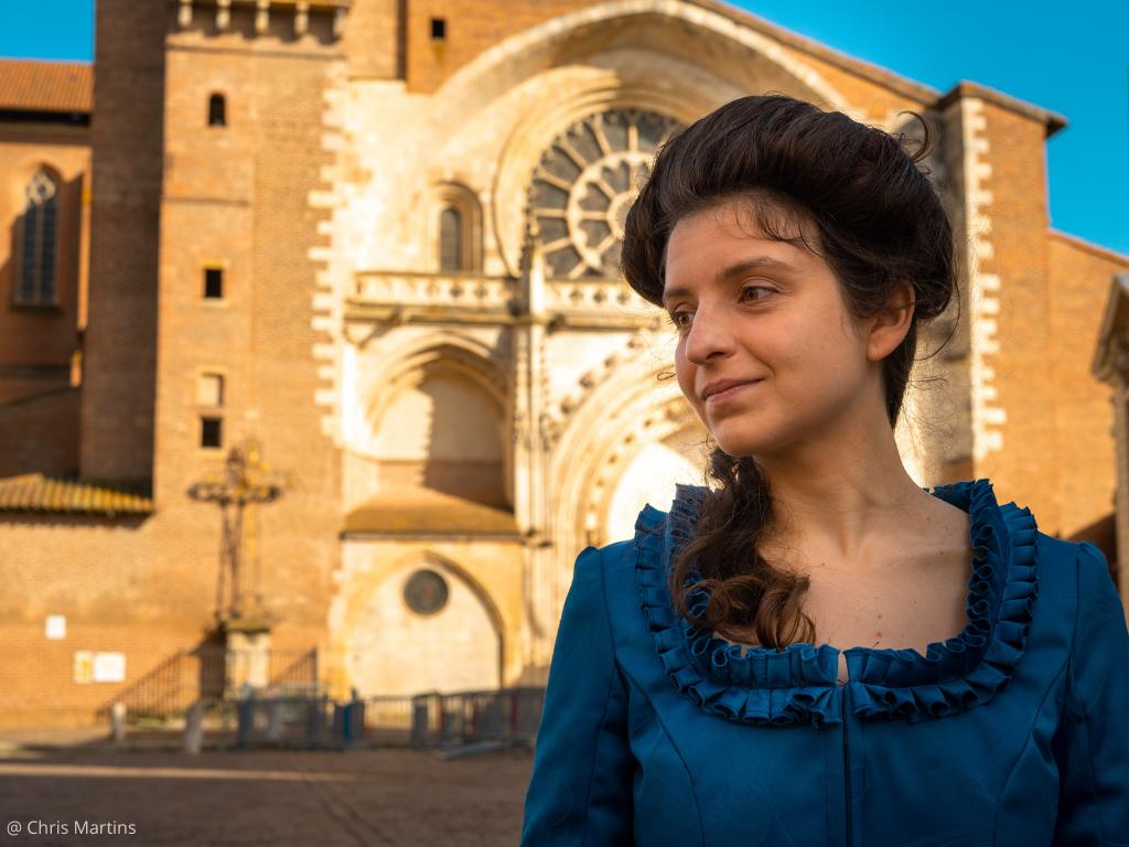 visite insolite de Toulouse et quartier Saint Etienne au siècle des Lumières