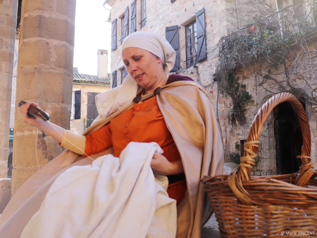 visite théâtralisée à cordoa au XIVè siècle