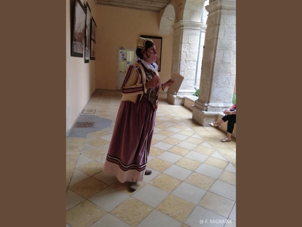 visitez La Rochelle avec Françoise de Rohan