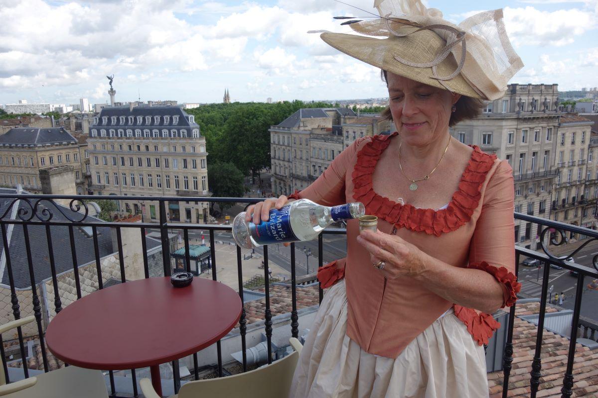 visite insolite Marie Brizard atelier sensoriel