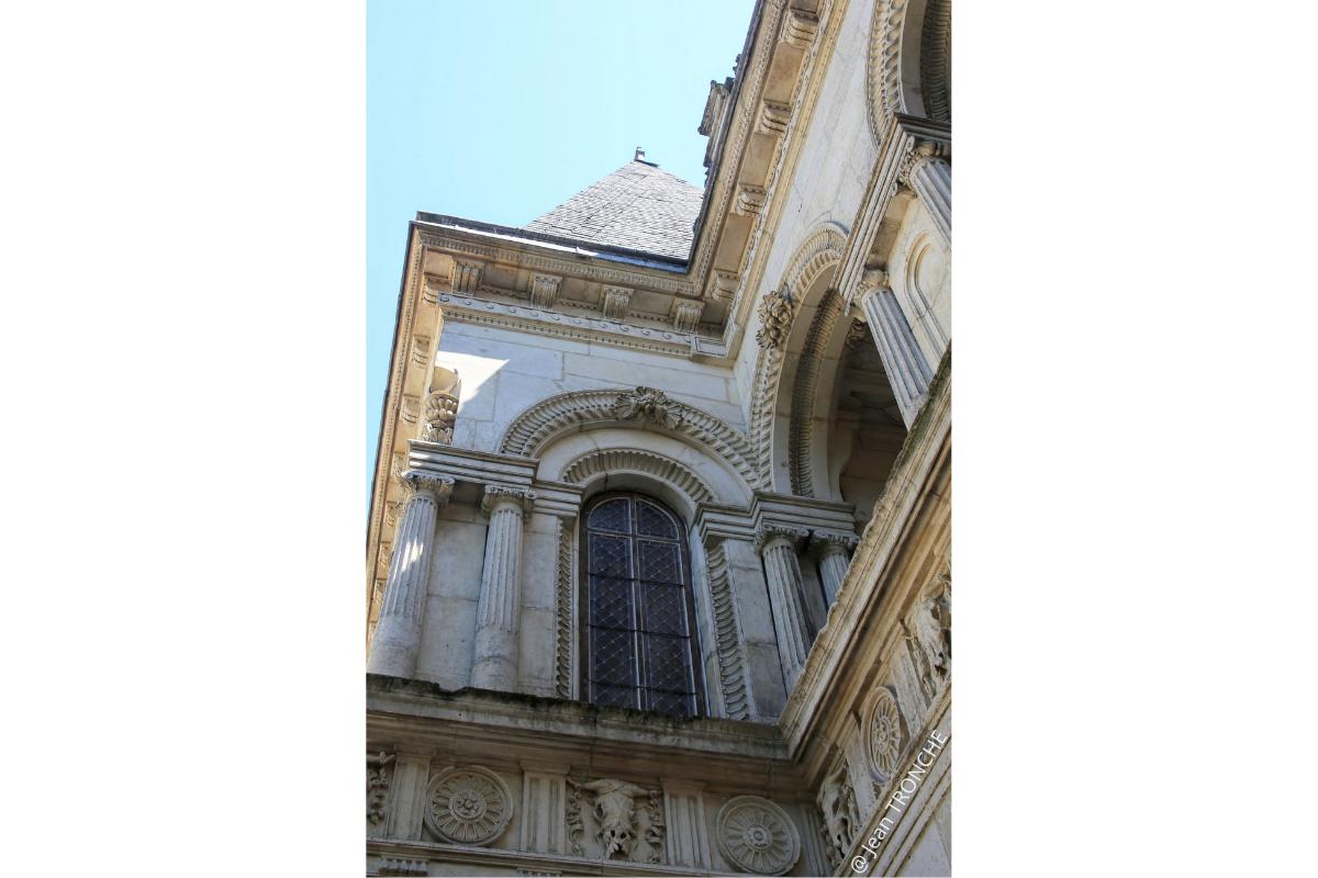 architecture maison Henri II La Rochelle