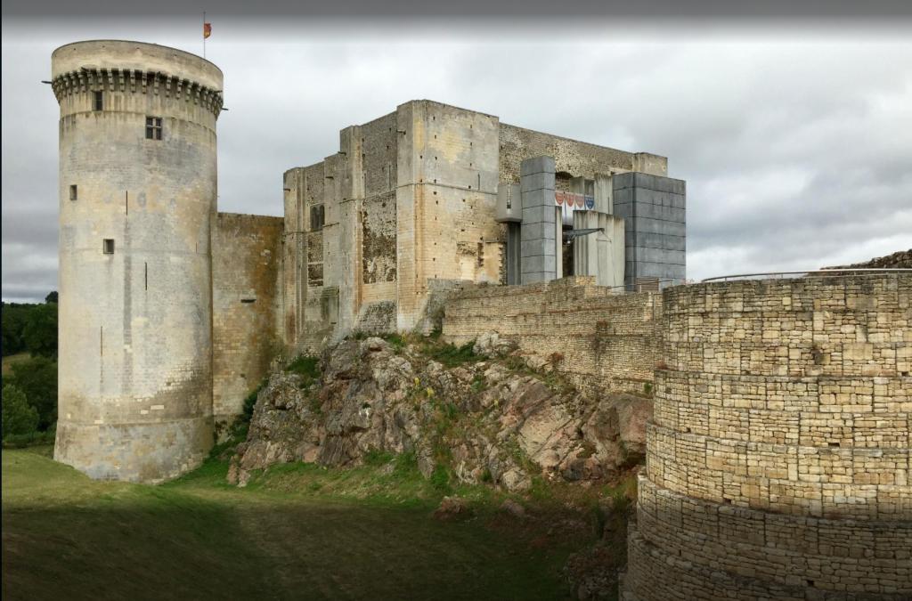 Château Guillaume le Conquérant - Falaise