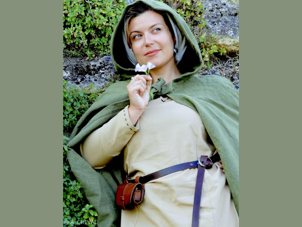 visite avec la sorcière Lyssandre de Saint Emilion