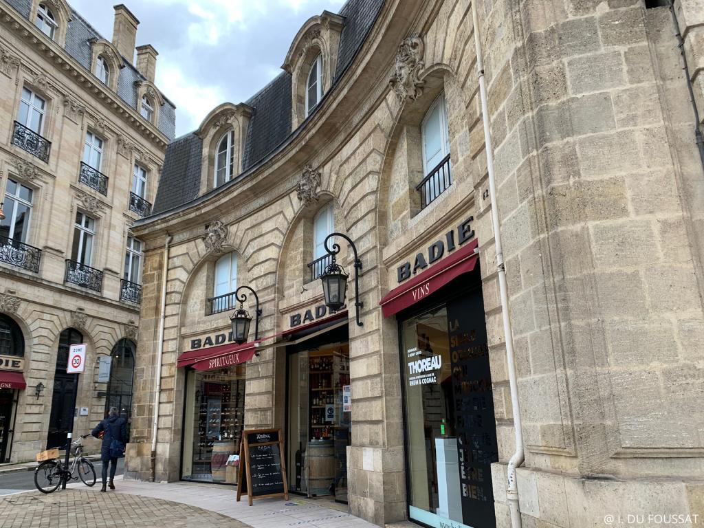 place intendant tourny à Bordeaux