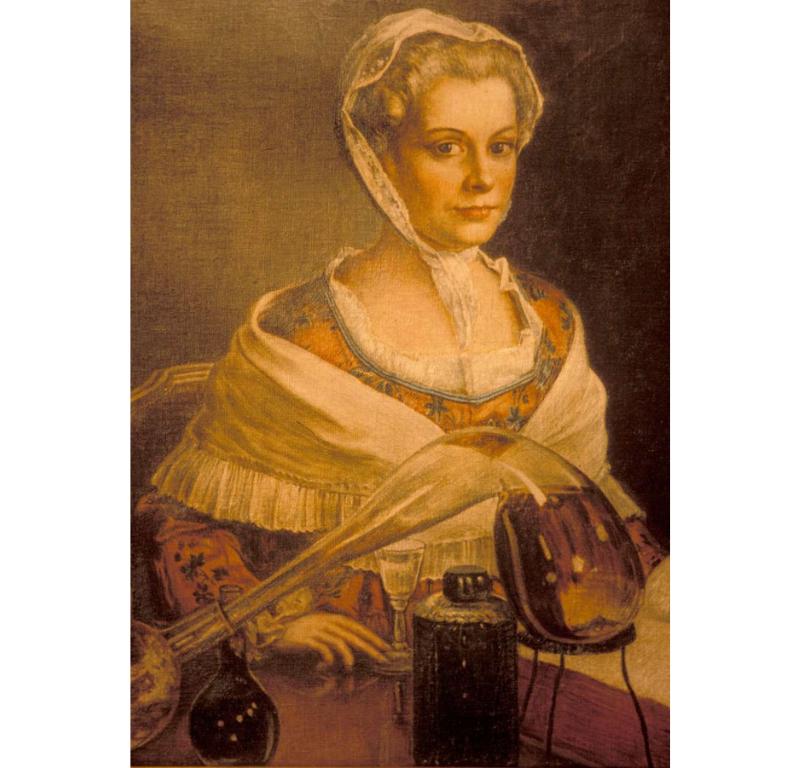 portrait Marie Brizard XIXè
