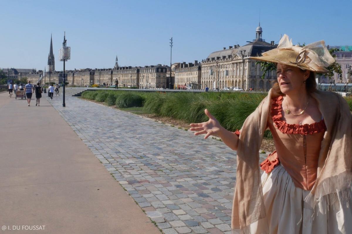 visite insolite Bordeaux légende Marie Brizard