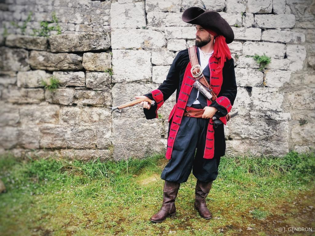 visite insolite piraterie gruissan XVIIè