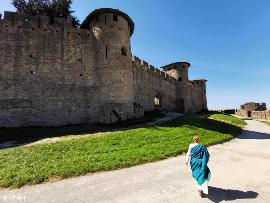 redécouvrir le passé antique de Carcassonne