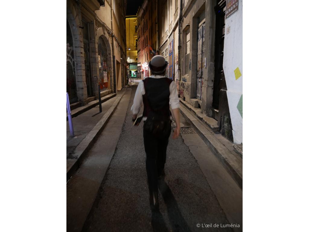 Suivez Jules Esquirol et visitez Lyon