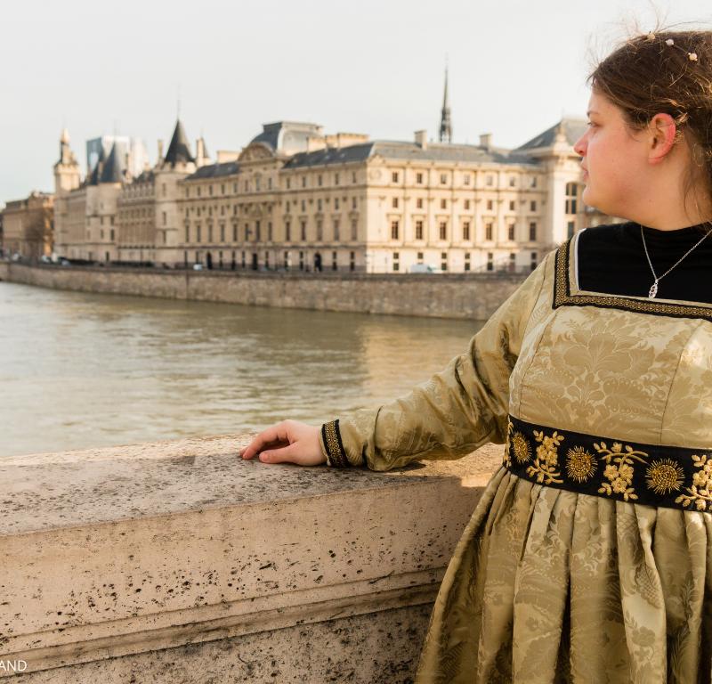 visite insolite Paris XVè avec Marie de Bourgogne