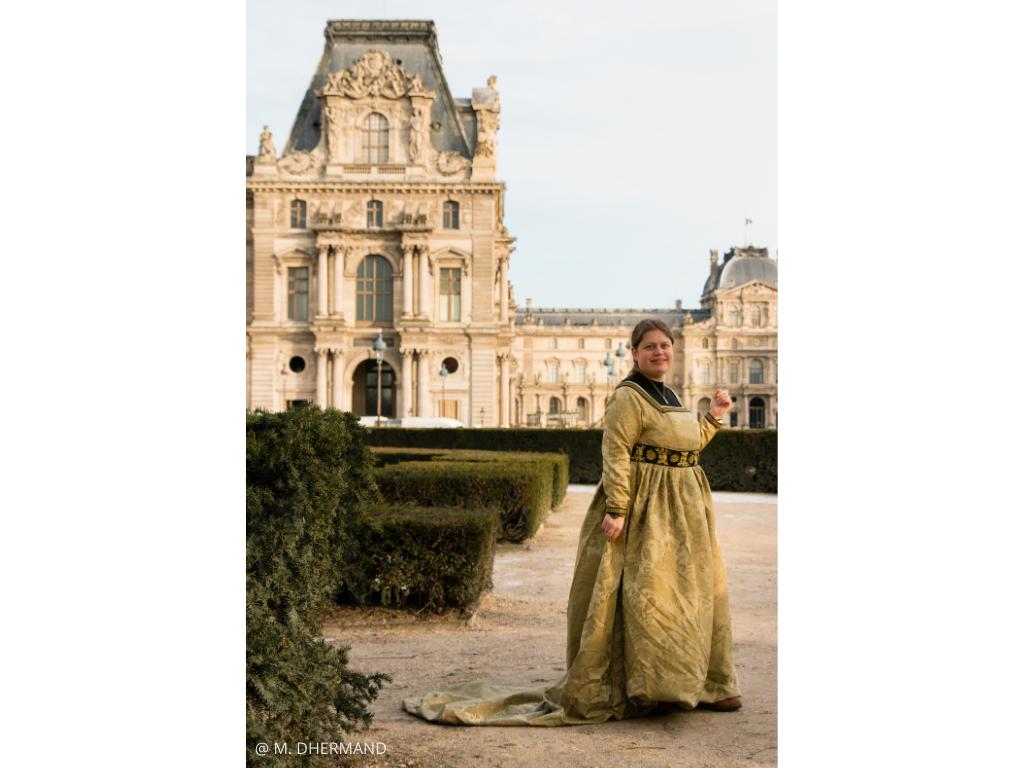 visite insolite Paris XVè renaissance Marie de Bourgogne