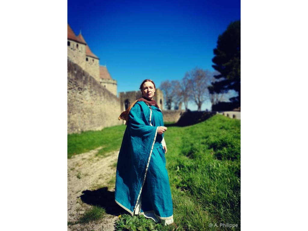 visite insolite de Carcassonne antiquité