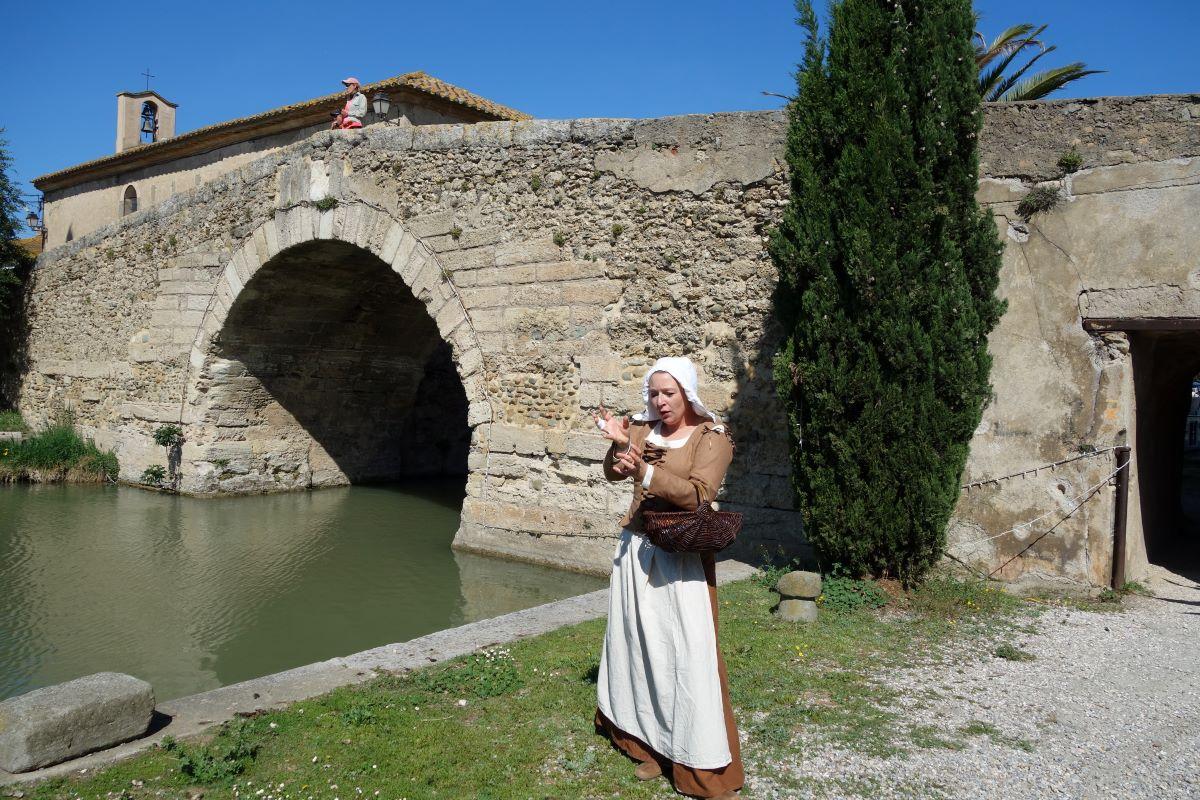 visite ouvriere canal midi le somail occitanie