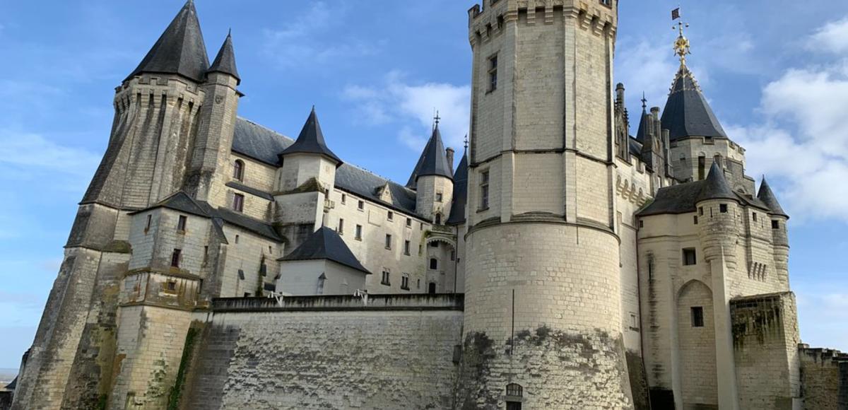 château de Saumur Pays de la Loire