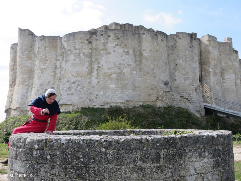 visite contée chateau-gaillard visitez normandie