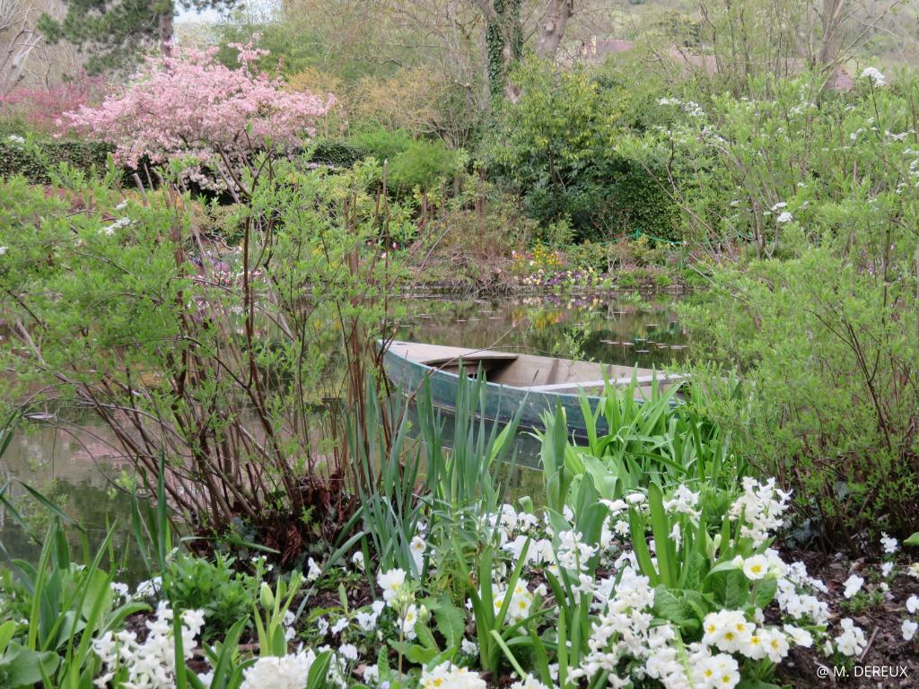 visite normandie jardins claude monet giverny