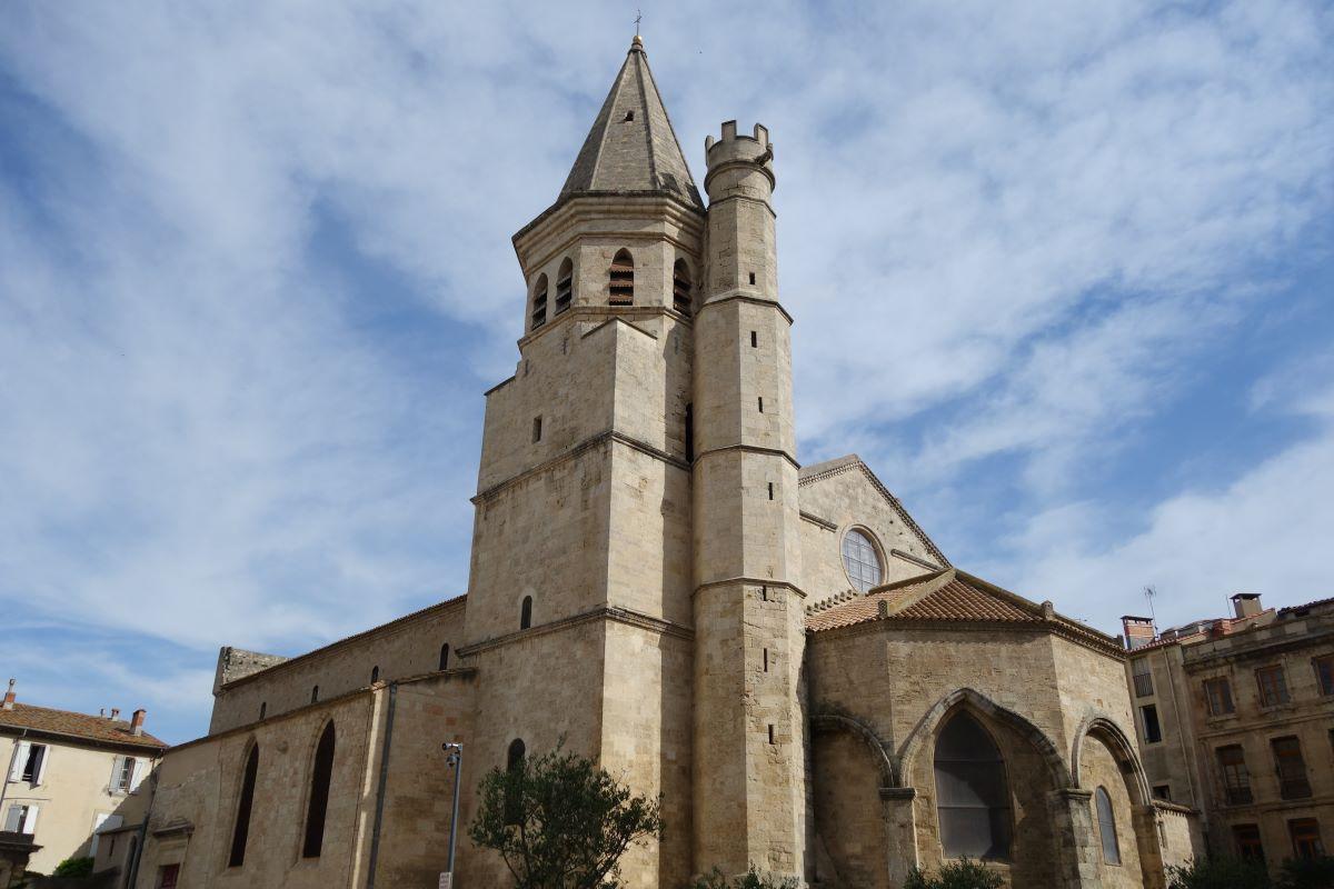 Eglise Sainte Madeleine Béziers