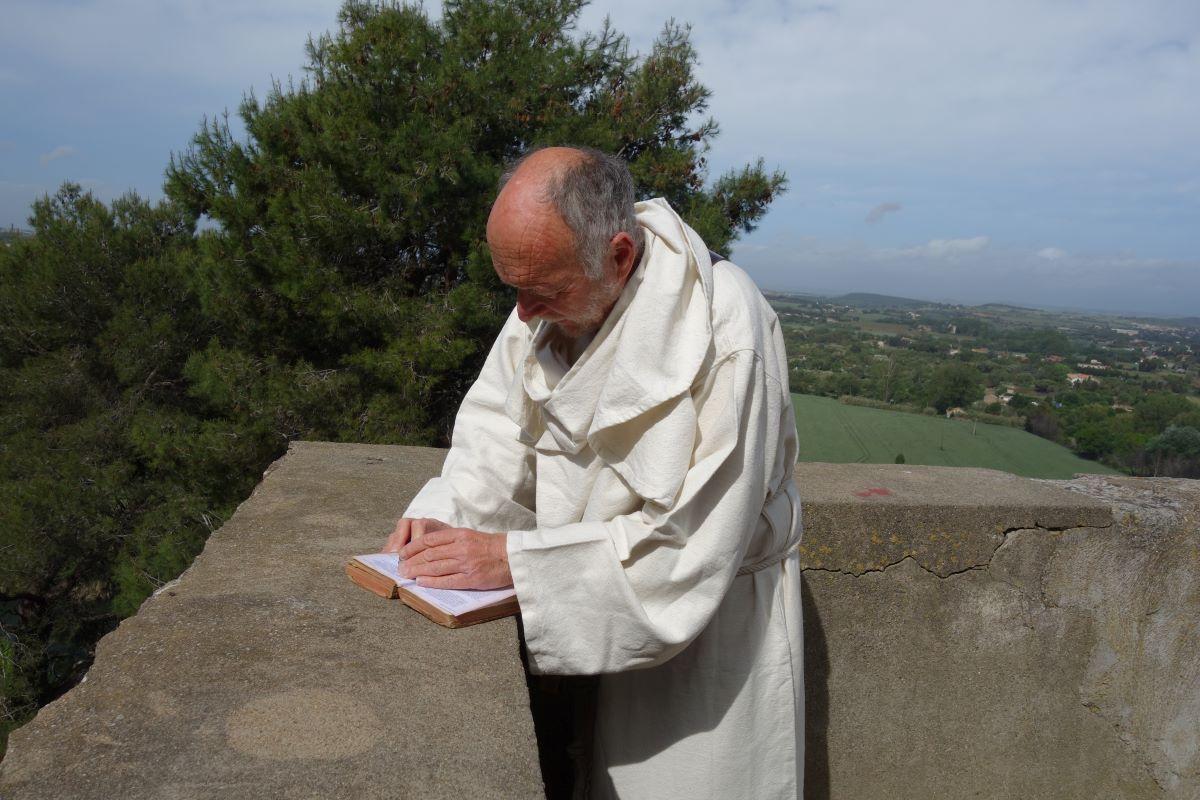 lecture croisade et masacre de Béziers durant la visite