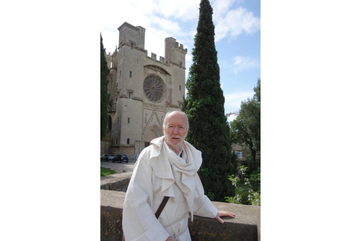 visite costumée cathédrale de Béziers