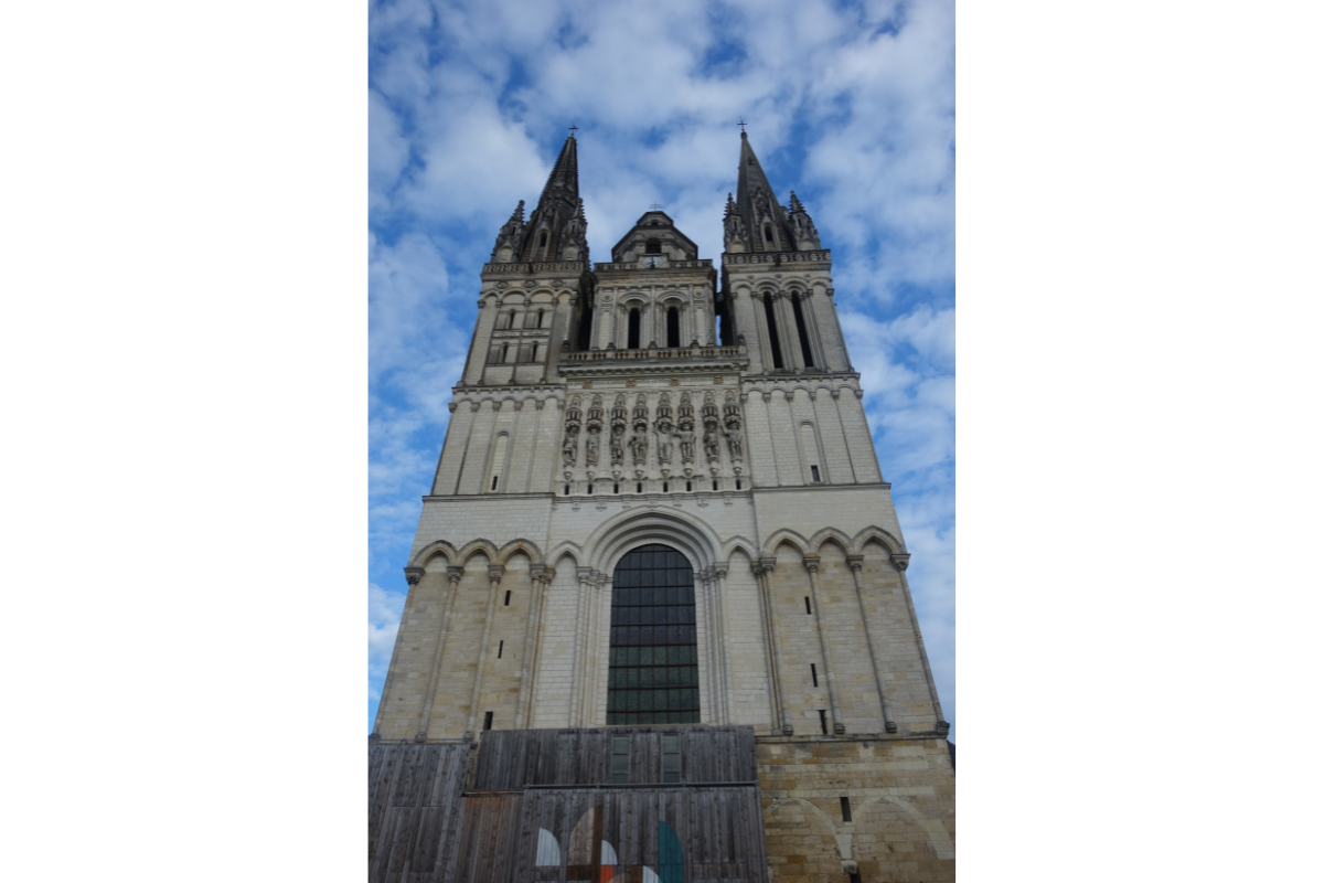 Cathedrale Saint Maurice Angers