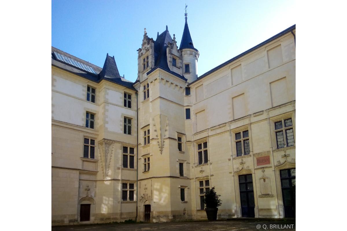 visite Angers maison musée beaux arts