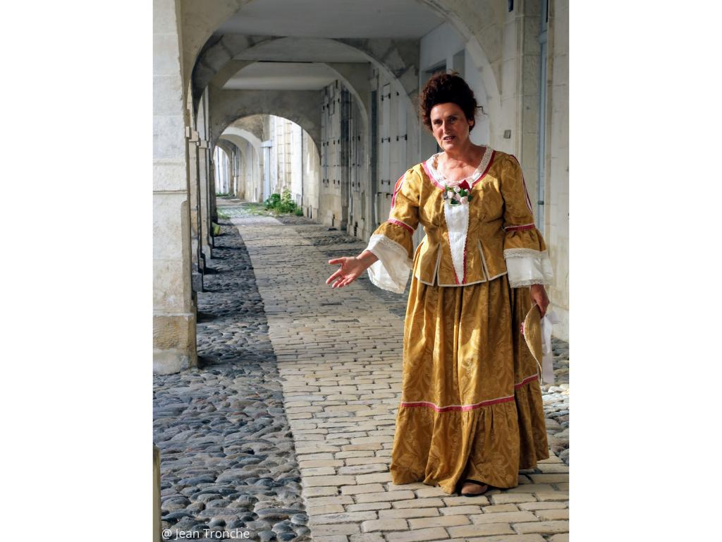 visite immersion La Rochelle le faste des négociants XVIIIè