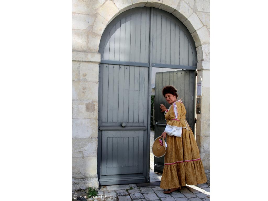 visite immersion XVIIIè siècle La Rochelle hôtels particuliers