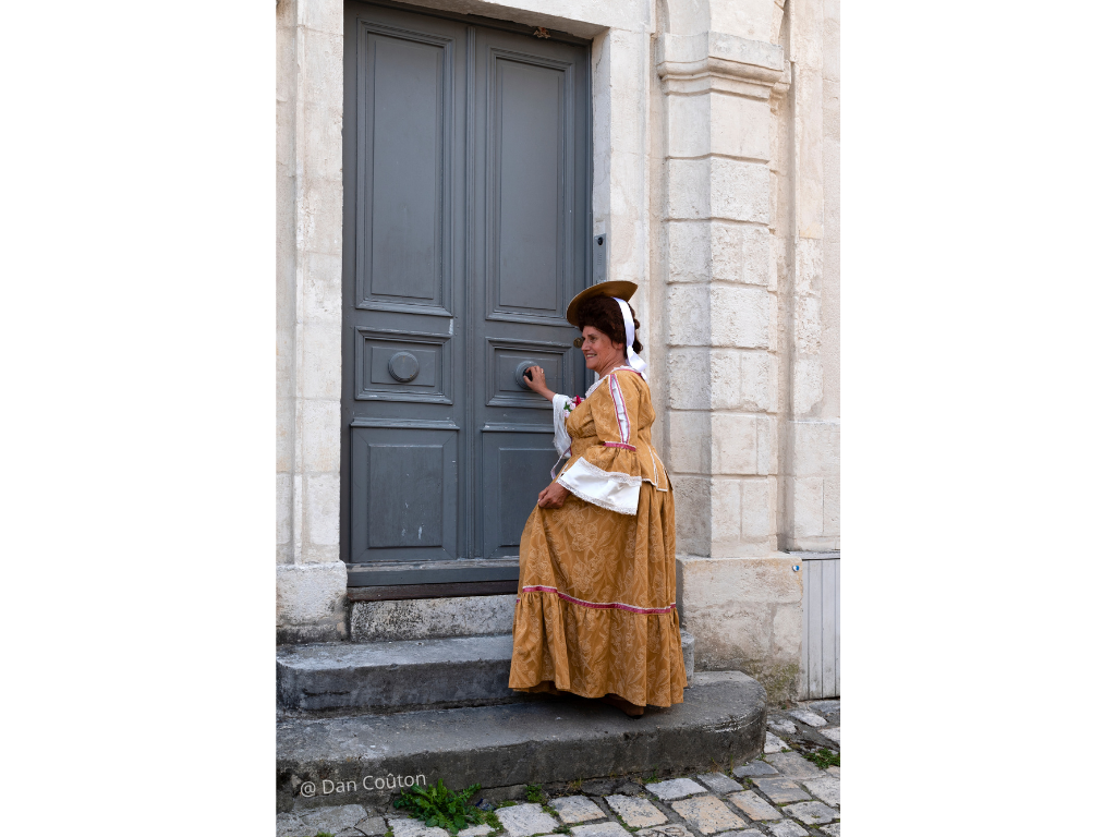 visite insolite La Rochelle XVIIIè le faste des négociants Suzanne