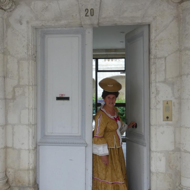 visite insolite la rochelle XVIIIè faste négociants commerces îles
