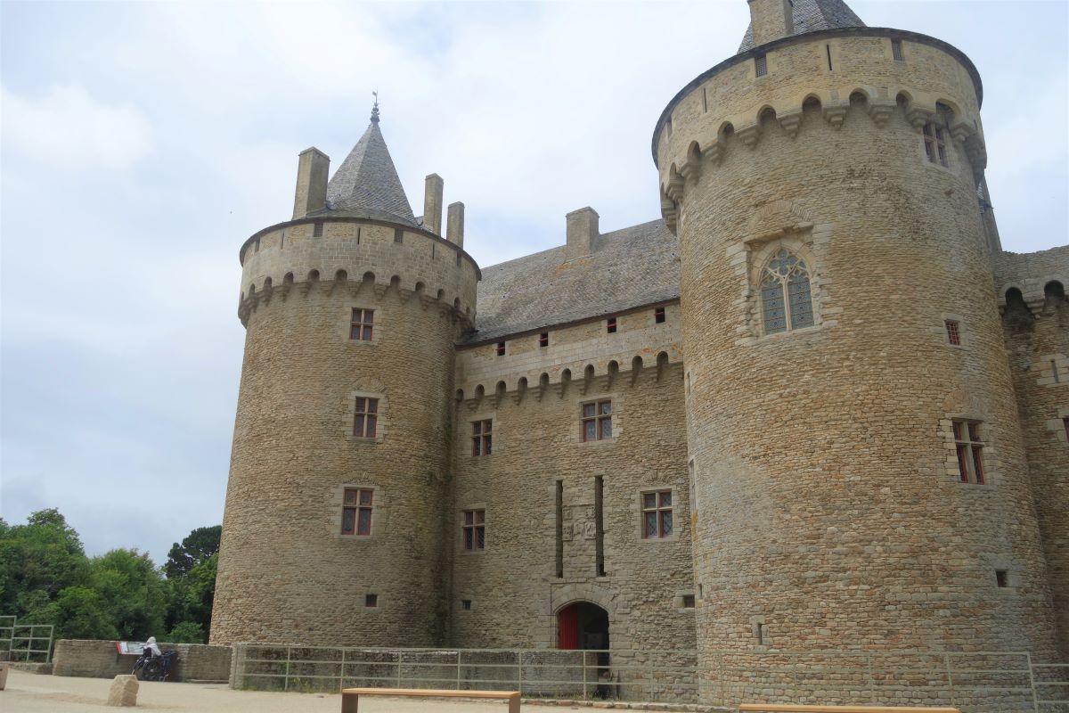 château de Suscinio à Sarzeau tourisme